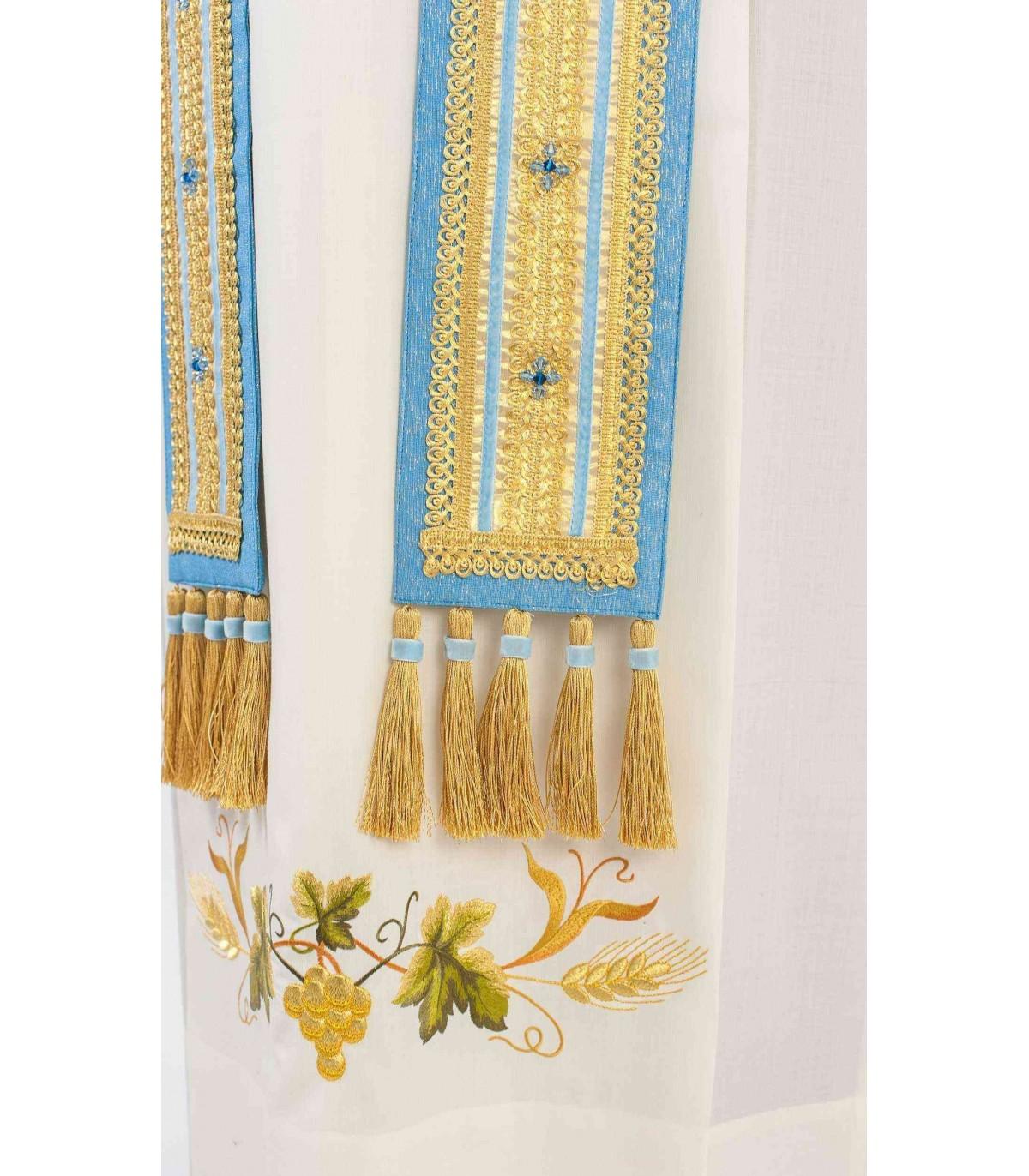 scegli l'autorizzazione massimo stile buona vendita Marian Stole with Gold Panels